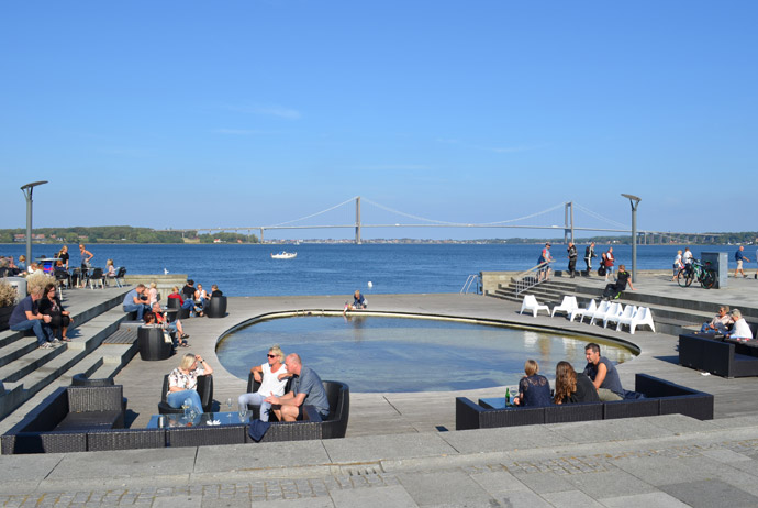 There's lots to see and do in Middelfart on the Danish island of Fyn