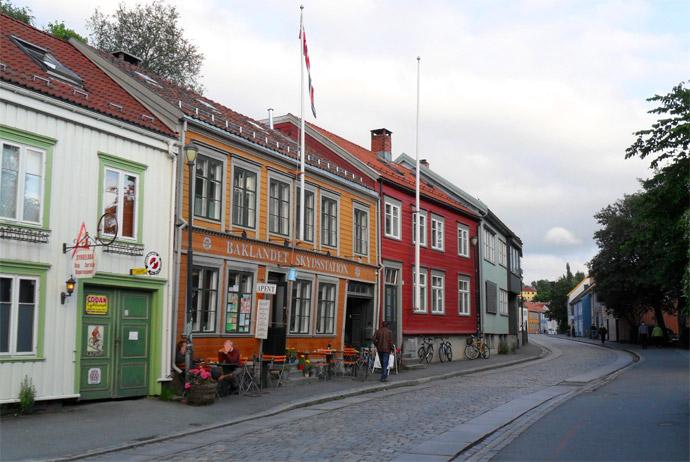 Scandinavia's most charming café is in Trondheim
