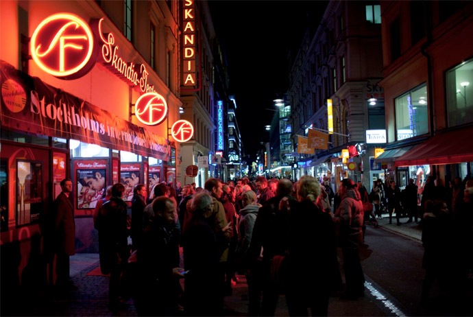 Stockholm Film Festival 2018