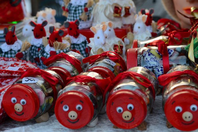 Christmas fair in Oslo