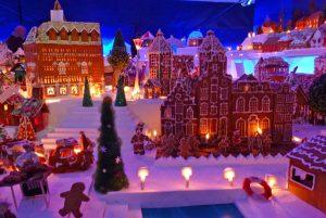 Gingerbread Town, Bergen @ Bergen | Hordaland | Norway