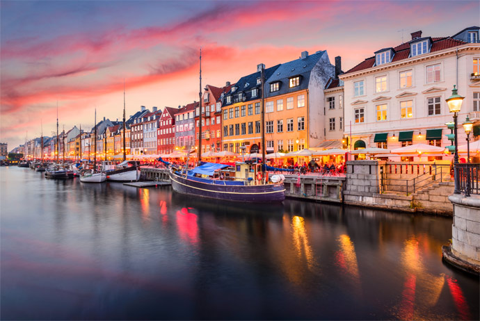 Copenhagen is a great place to visit on a Scandinavian cruise