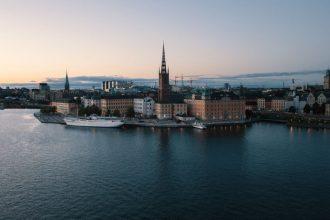 Taking a cruise in Scandinavia
