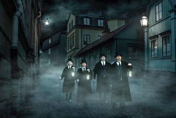 Stockholm Ghost Walk is on this Halloween!