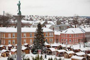 Christmas market, Trondheim @ Trondheim | Trondheim | Sør-Trøndelag | Norway
