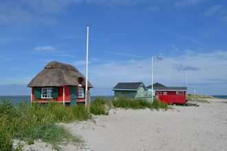Aero is one of the most beautiful islands in Denmark