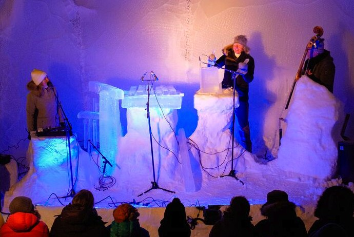 934db87a Ice instruments at the Ice Music Festival, Finse, Norway