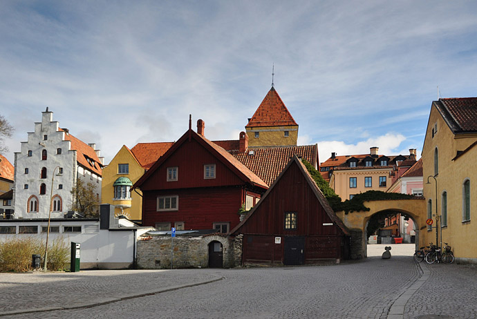 Gotland is one of the more unusual places to visit in Scandinavia