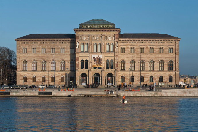 The Nationalmuseum in Stockholm is a real must-visit