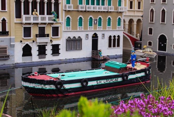 Lego Venice, Legoland