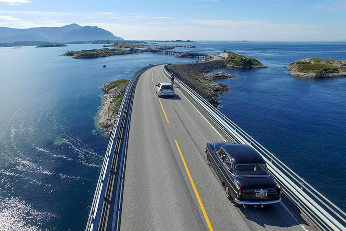 Renting A Car In Norway Routes North