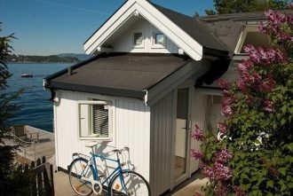 Seaside cottage, Oslo