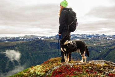 Autumn is a great time to hiking in Norway