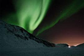 Northern lights and Sami tour, Sweden