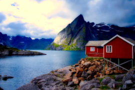 Norway is one of the most expensive Scandinavian countries