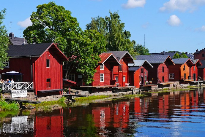 Five fun day trips from Helsinki - Routes North
