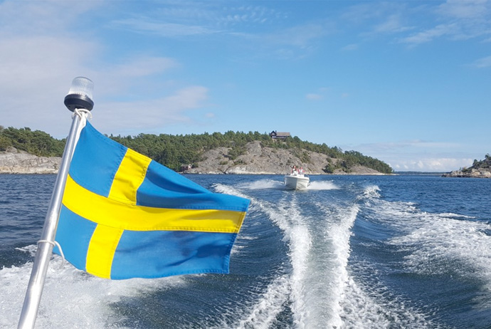 It's surprisingly easy to visit the islands of the Stockholm Archipelago