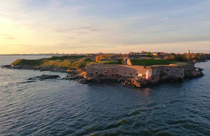 Suomenlinna island is free to visit if you have a transport pass