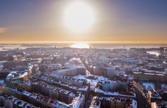 There are lots of free things to do in Helsinki!