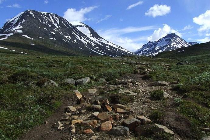 The Jotunheim Mountains, Norway