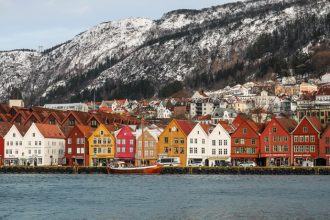 Bergen travel guide from Routes North