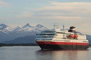 MS Polarys on the Hurtigruten