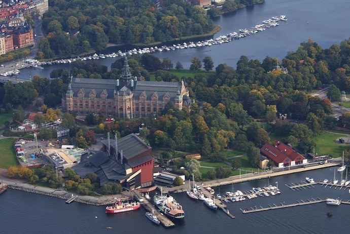 Visiting Stockholm in summer? Cycle round the island of Djurgården, Stockholm