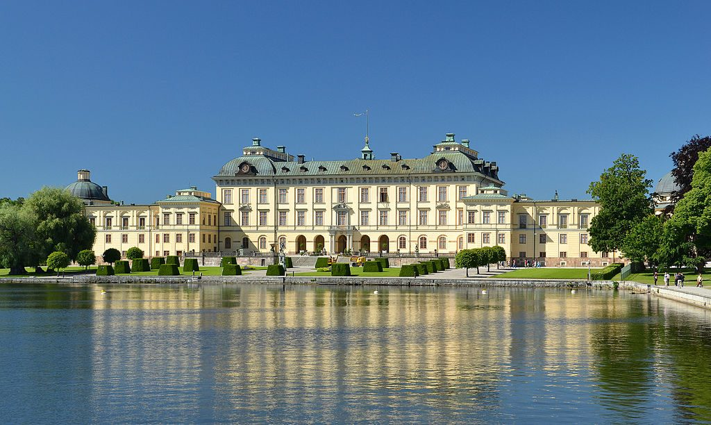 Take a boat trip out to Drottningholm Palace, Stockholm