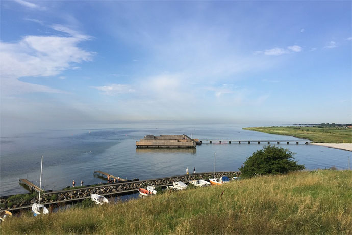 Dragør is a lovely little town to visit when you're in Denmark