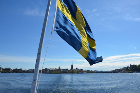 Stockholm in the summer