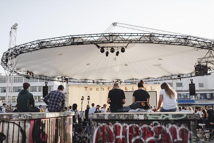 Copenhagen Techfestival