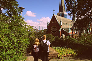 Private Walking Tour in Gothenburg