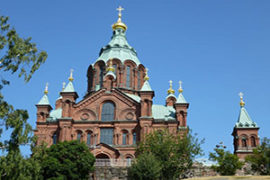 Small Group Walking Tour in Helsinki