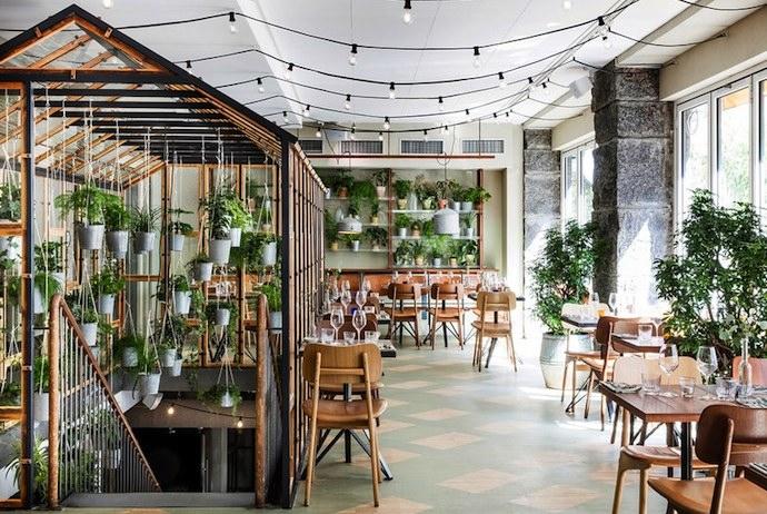 Vækst restaurant, Copenhagen