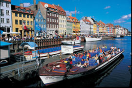 Copenhagen Inner City Day Trip
