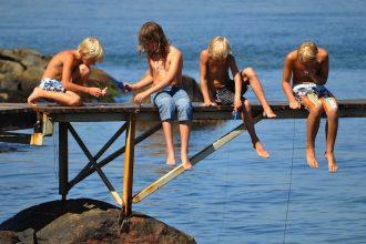 Brännö island, Gothenburg archipelago
