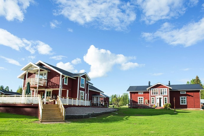 Lapland Guesthouse, Swedish Lapland