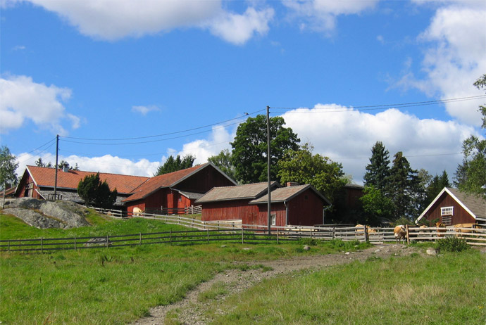 Experience rural life at this free attraction near Turku