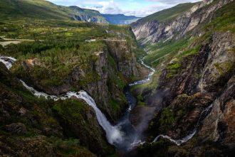 Vøringsfossen waterfall, Norway