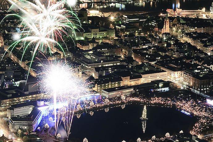 Lysfesten, Bergen, Norway