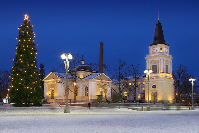 Finland at Christmas