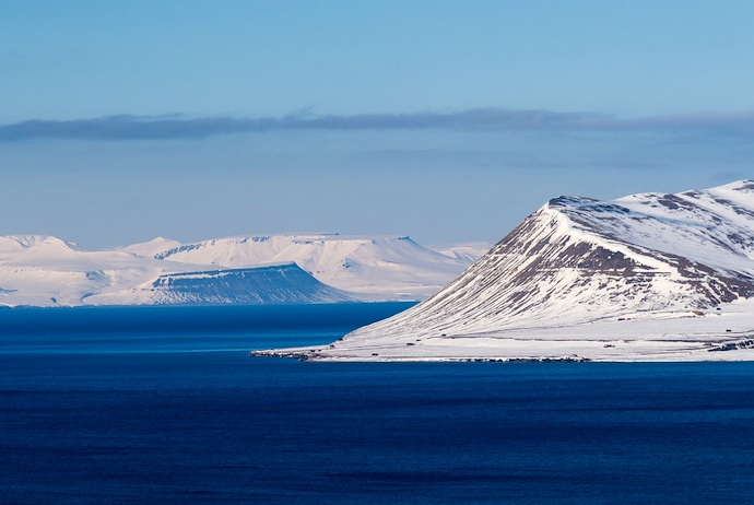 Svalbard is one of the best places to visit in Norway