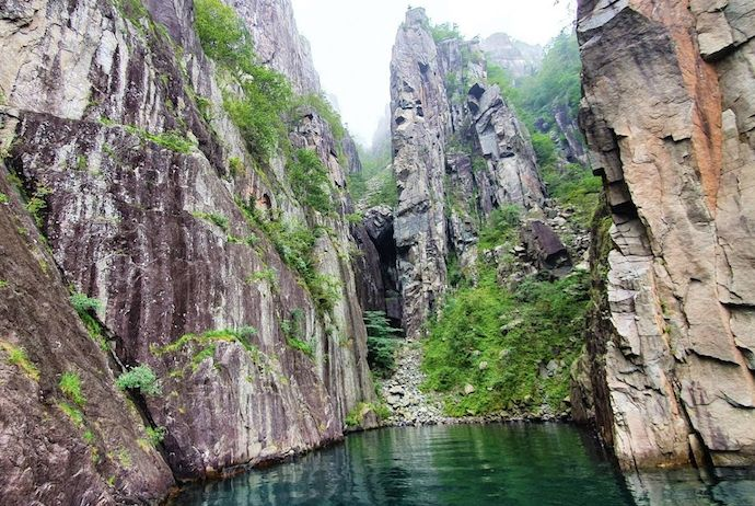 Vagabond's Cave, Lysefjord, Norway
