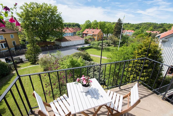 Gothenburg is home to some of Sweden's best Airbnbs