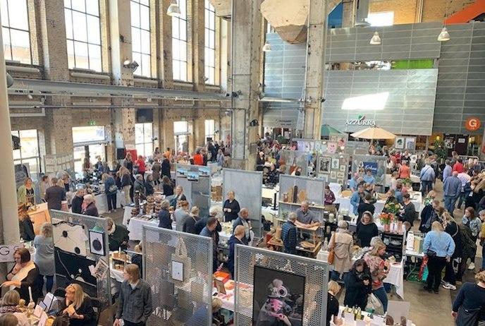 NEU Art and Design Market, Aalborg, Denmark