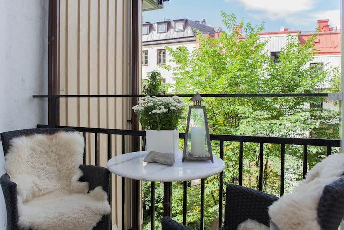 Airbnb apartment, Gothenburg, Sweden