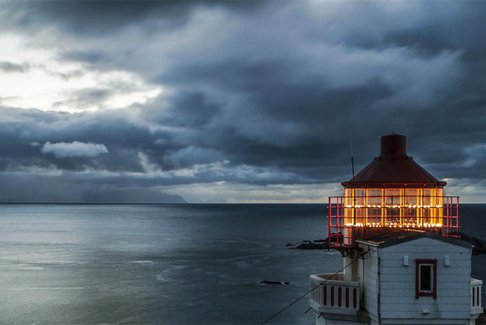 Norway has some amazing lighthouse accommodation