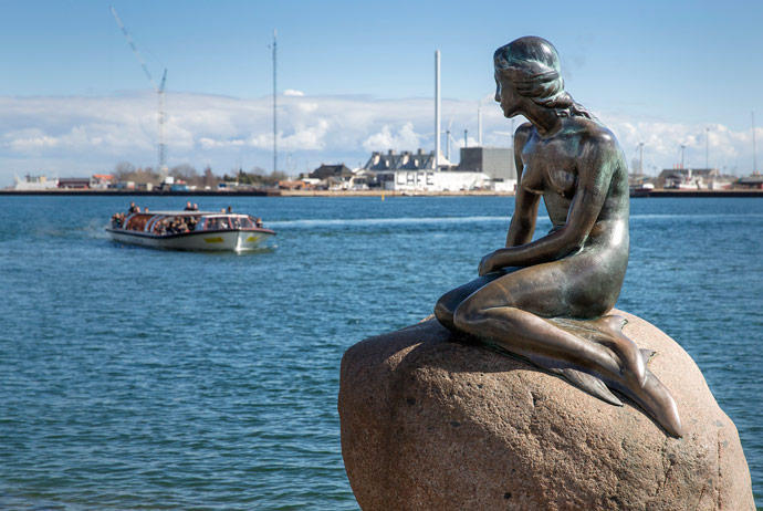 Some of Denmark's famous sights are free to visit