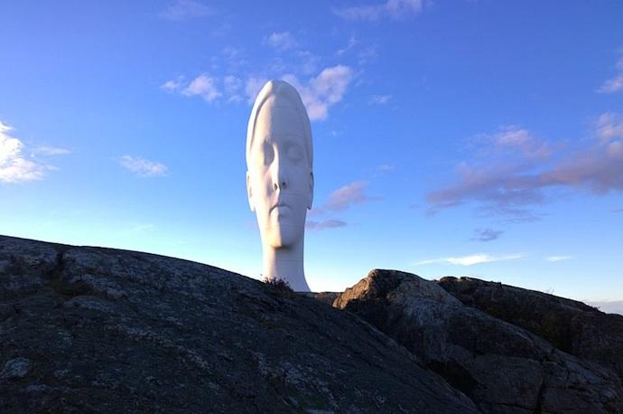 Pilane Sculpture Park, Tjörn , Sweden