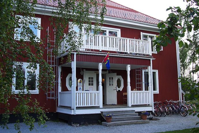 Youth hostels can be great for solo travellers in Scandinavia